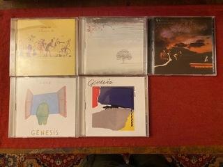 5 x Genesis SACD + DVD доставка товаров из Польши и Allegro на русском