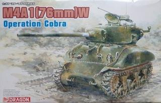 DRAGON 6083 M4A1(76mm)W Operation Cobra доставка товаров из Польши и Allegro на русском