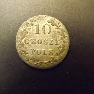 Moneta 10 groszy 1831 Powstanie Listopadowe доставка товаров из Польши и Allegro на русском