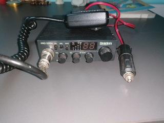 Radio CB Uniden Pro 520 xl доставка товаров из Польши и Allegro на русском