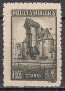377** y2 oliwkowy, tło jasne, ZL 10 3/4, J.Walocha доставка товаров из Польши и Allegro на русском