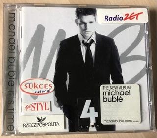 Michael Buble It's time доставка товаров из Польши и Allegro на русском
