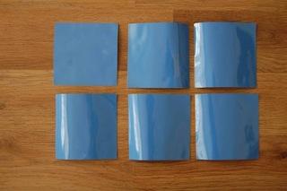 Termopad (Thermal Pad) 100x100x0.5мм доставка товаров из Польши и Allegro на русском