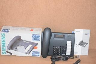 стационарный телефон casio siemens