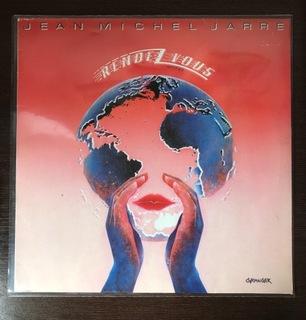 Jean Michel Jarre Rendez-Vous 1986 stan BDB доставка товаров из Польши и Allegro на русском