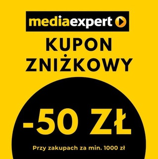 -50 zł Voucher Kod kupon Media Expert Rabat upust доставка товаров из Польши и Allegro на русском