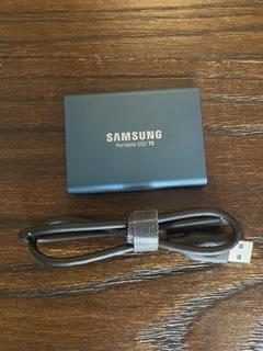 Dysk przenośny SSD Samsung T5 500 GB доставка товаров из Польши и Allegro на русском