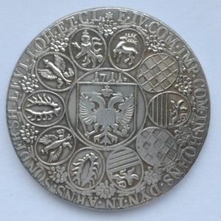 Moneta 1711 r доставка товаров из Польши и Allegro на русском