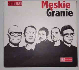MĘSKIE GRANIE 2010 - 2CD + DVD  доставка товаров из Польши и Allegro на русском