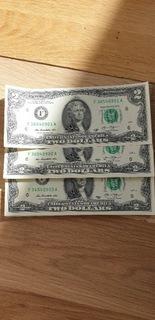 Banknoty 2 dolary доставка товаров из Польши и Allegro на русском