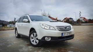 Subaru OUTBACK 2011 Diesel (po wymianie dwumasy) доставка товаров из Польши и Allegro на русском
