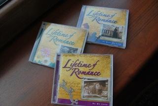 LIFETIME OF ROMANCE - Romanse  CD - 3 kpl.  доставка товаров из Польши и Allegro на русском