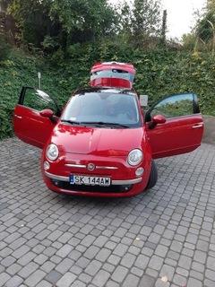 Fiat 500 доставка товаров из Польши и Allegro на русском