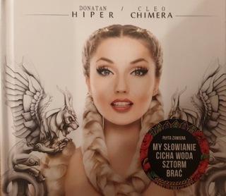DONATAN / CLEO - Hiper / Chimera 2xCD в фольге доставка товаров из Польши и Allegro на русском