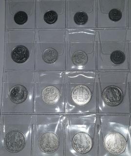 Набор монет ПРЛ (алюминий) - разные годы доставка товаров из Польши и Allegro на русском