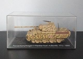 PzKpfw V Panther 1944, Pantera Model, Tanks of the World доставка товаров из Польши и Allegro на русском
