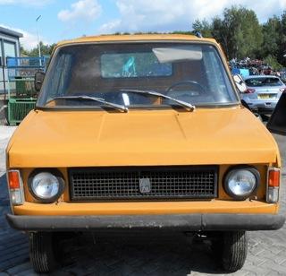Legenda PRL  FSR TARPAN 233 2.1 BENZYNA 1976r доставка товаров из Польши и Allegro на русском