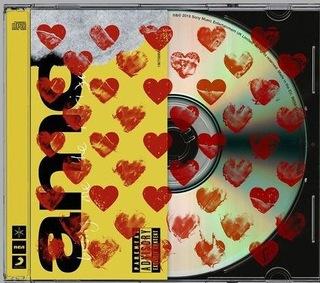 Bring Me The Horizon: amo (CD) КАК НОВОЕ  доставка товаров из Польши и Allegro на русском