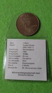 46 комплект монет ГДР доставка товаров из Польши и Allegro на русском