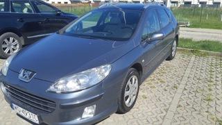 Peugeot 407 sw kombi gaz доставка товаров из Польши и Allegro на русском