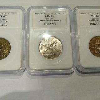 3 X 2 zł NORDIC GOLD MENNICZE доставка товаров из Польши и Allegro на русском