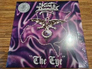 KING DIAMOND , The Eye 'LP - Как новый!  доставка товаров из Польши и Allegro на русском