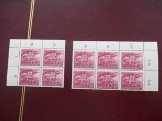 12 + 8 Pfennig 1945 Ошибка печати Deutsches Reich  доставка товаров из Польши и Allegro на русском