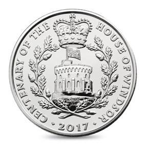 Великобритания Памятная 5 фунтов 2017 доставка товаров из Польши и Allegro на русском
