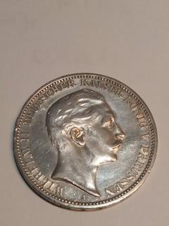 Германская империя 3 марки 1912 г.  доставка товаров из Польши и Allegro на русском