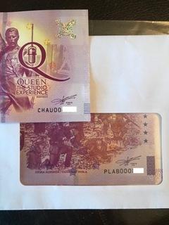 Banknoty 0 euro Queen + Bitwa warszawska доставка товаров из Польши и Allegro на русском