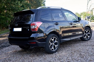 Subaru Forester XT sal. Polska доставка товаров из Польши и Allegro на русском