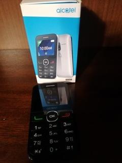 Telefon dla seniora alcatel 2008g czarny nowy доставка товаров из Польши и Allegro на русском