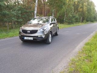 KIA SPORTAGE 1.7CRDI доставка товаров из Польши и Allegro на русском