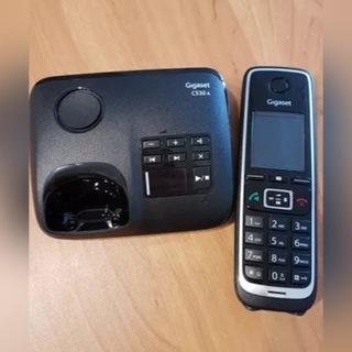 Стационарный беспроводной телефон GIGASET C530A доставка товаров из Польши и Allegro на русском