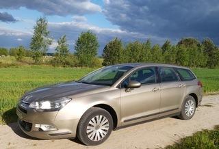 Citroën C5 Универсал доставка товаров из Польши и Allegro на русском