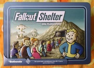Игра Fallout Shelter (польское издание), НОВИНКА!  доставка товаров из Польши и Allegro на русском