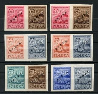 1955 Fi 788-789 P próby komplet gwarancja Korszeń доставка товаров из Польши и Allegro на русском