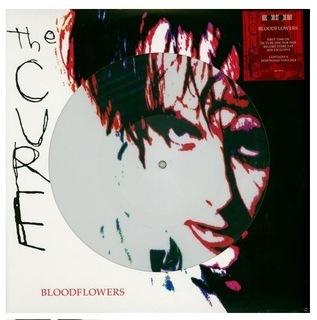 THE CURE Bloodflowers Picture Disc 2LP (RSD 2020)  доставка товаров из Польши и Allegro на русском