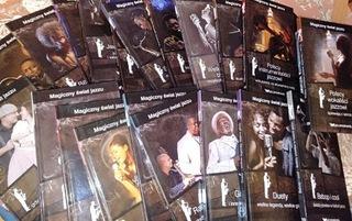 Magiczny świat jazzu - 40 CD доставка товаров из Польши и Allegro на русском