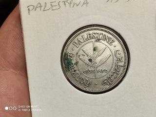 Палестина 50 милов 1935 г.  доставка товаров из Польши и Allegro на русском