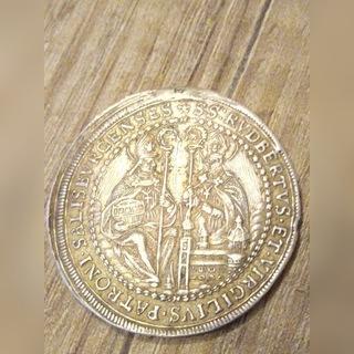 1/2 Песо, Значит 1668 - Зальцбург, Erzbistum доставка товаров из Польши и Allegro на русском