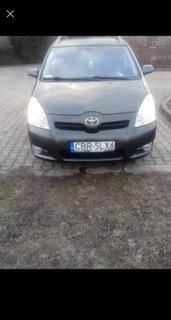 Toyota corolla verso  доставка товаров из Польши и Allegro на русском