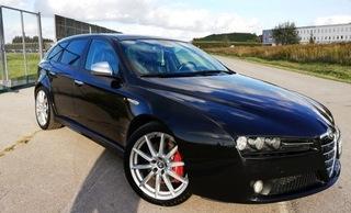 Alfa Romeo 159 TI 1.9 JTDM 150KM Ti 138tys. km доставка товаров из Польши и Allegro на русском