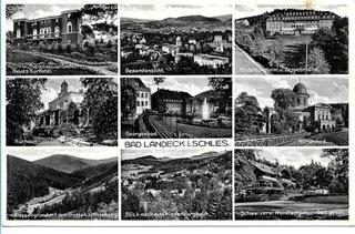 Lądek Zdrój (Bad Landeck), 1937 rok доставка товаров из Польши и Allegro на русском