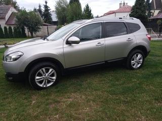 Nissan Qashqai+2 Salon Polska доставка товаров из Польши и Allegro на русском