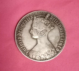 1 funt Anglia królowa Wiktoria XIX wiek доставка товаров из Польши и Allegro на русском