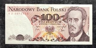 100 PLN 1982 - KZ - Св.  доставка товаров из Польши и Allegro на русском