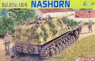 DRAGON 6314 Sd.Kfz.164 Nashorn (Premium Edition) доставка товаров из Польши и Allegro на русском