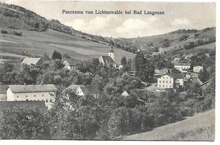 Poręba (Lichtenwalde),1908 rok доставка товаров из Польши и Allegro на русском