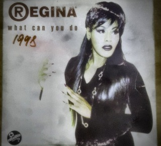 Regina - What Can I Do - maxisingle 12